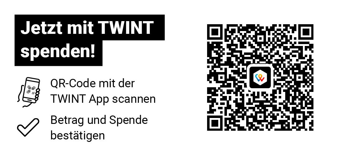QR-Code Spenden